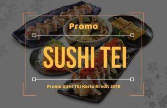 Promo SUSHI TEI