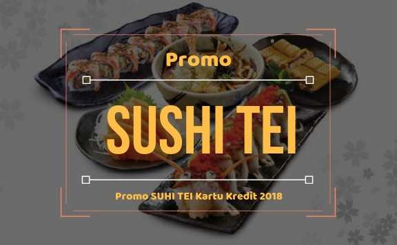 Promo Sushi Tei Disc Up To 50 Travelspromo