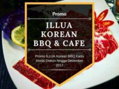 Promo ILLUA Korean BBQ & Cafe