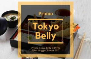 Promo Tokyo Belly