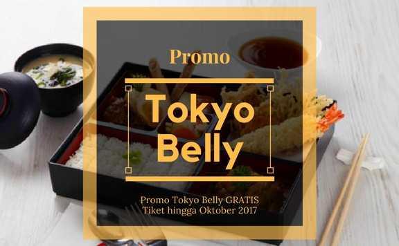 Promo Tokyo Belly