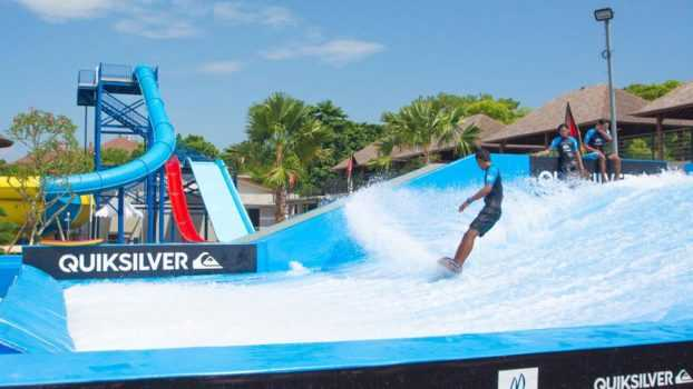 Surf & Turf Waterpark Bali
