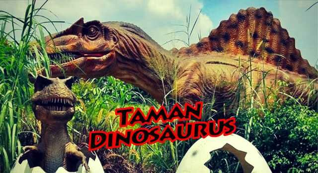Taman Legenda TMII Taman Dinosaurus