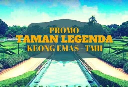 Promo Taman Legenda TMII