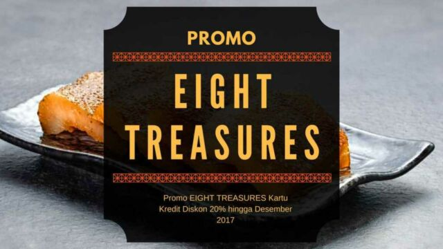 Promo Eight Treasures