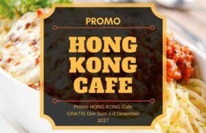 Promo Hong Kong Cafe