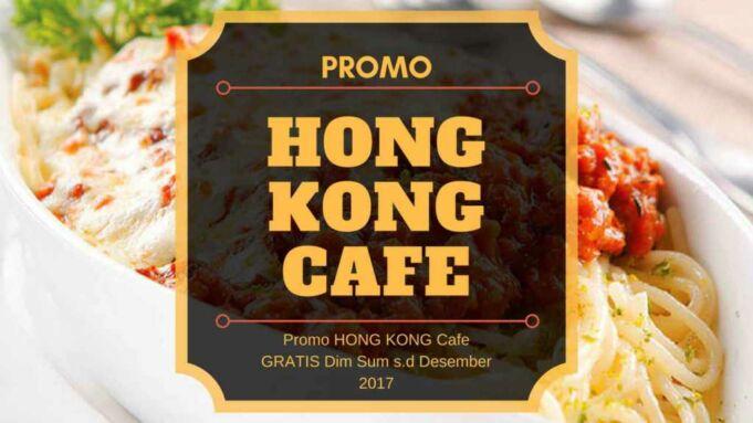 Promo Hong Kong Cafe