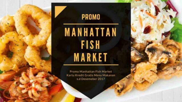 Promo Manhattan Fish Market