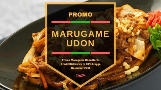 Promo Marugame Udon