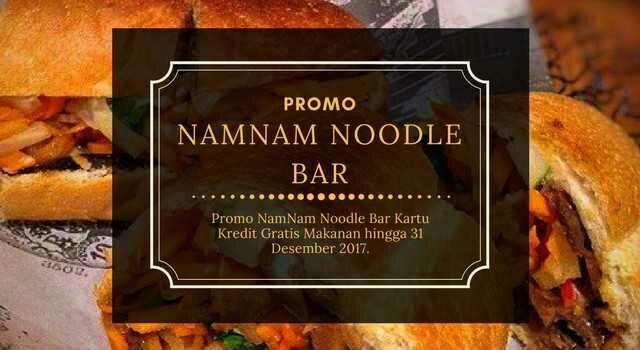 Promo NamNam