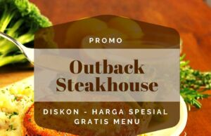Promo Outback Steakhouse