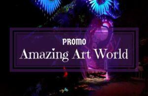 promo amazing art world bandung