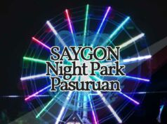 Tiket Saygon Night Park