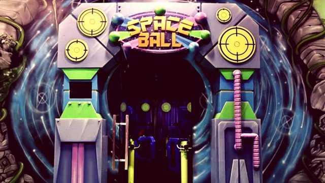 WowZonia Wahana Space Ball