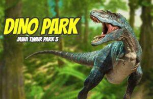 Dino Park Jatim Park 3 Batu Malang