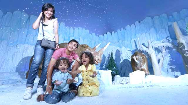 Dino Park Ice Age