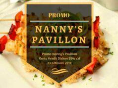 Promo Nanny's Pavillon