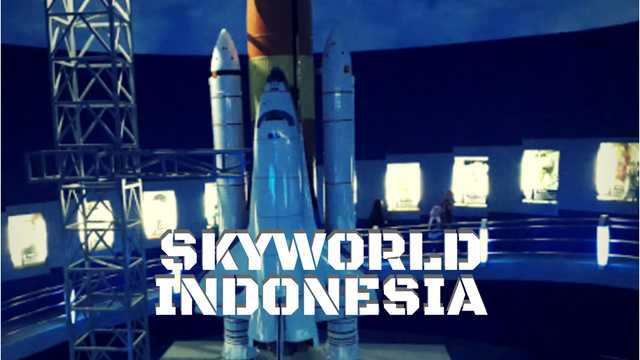 Tiket Skyworld Indonesia Atraksi & Wahana