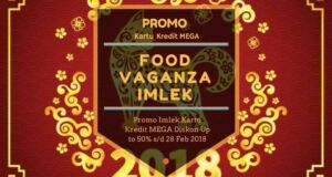 Promo Imlek Bank Mega