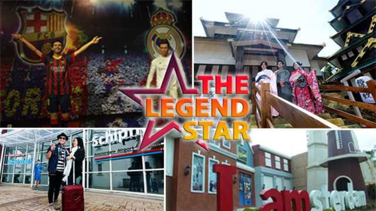 The Legend Star Tiket Wahana Agustus 2019 Travelspromo