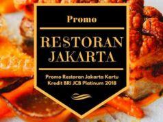 Promo Restoran Jakarta