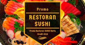 Promo Restoran Sushi