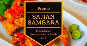 Promo Sajian Sambara