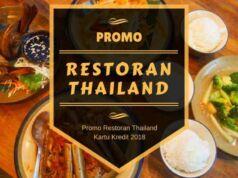 Promo Restoran Thailand
