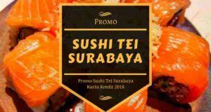 Promo Sushi Tei Surabaya