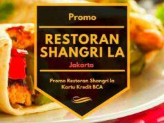 Promo Restoran Shangri la