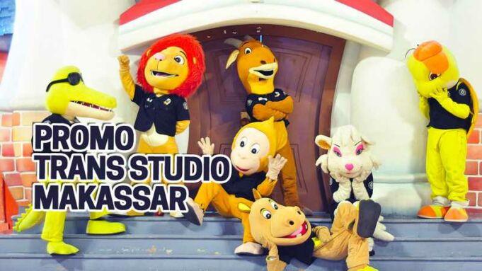 Promo Trans Studio Makassar