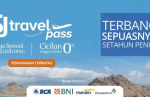 Sriwijaya Pass SJ Travel Pass