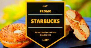 Promo Starbucks
