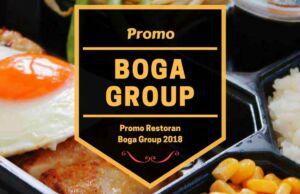 Promo Restoran Boga Group