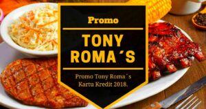 promo tony romas