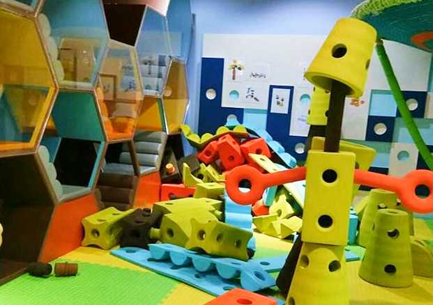 Apple Bee Bandung Kids Playground