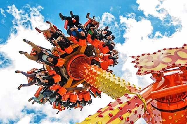 Jatim Park 1 360 pendulum