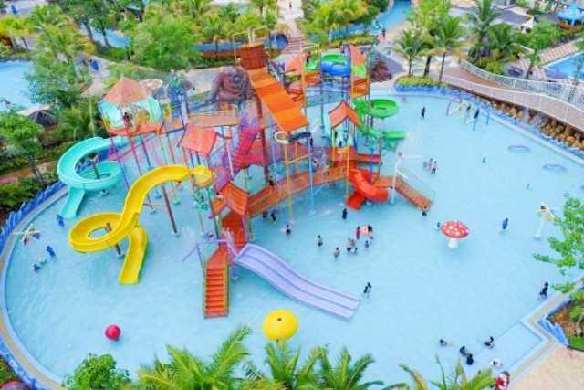 Promo ParadisQ Waterpark pontianak