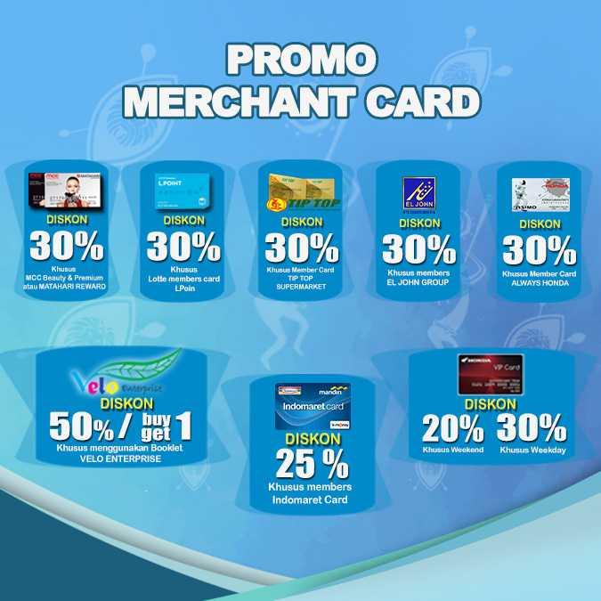 Promo Transera Merchant.