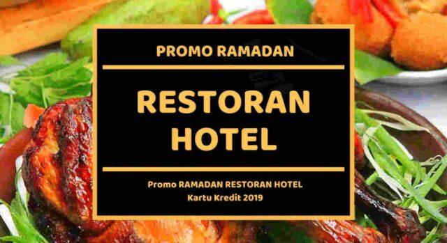 Promo Ramadan Restoran Hotel