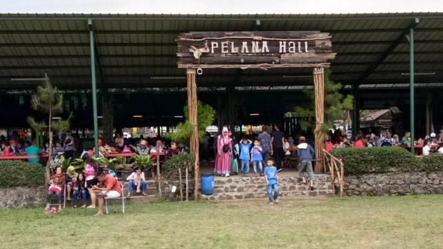 Restoran di De Ranch Bandung