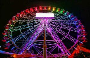 J-Sky Ferris Wheel AEON Mall Jakarta Garden City