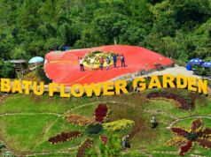 Batu Flower Garden Coban Rais