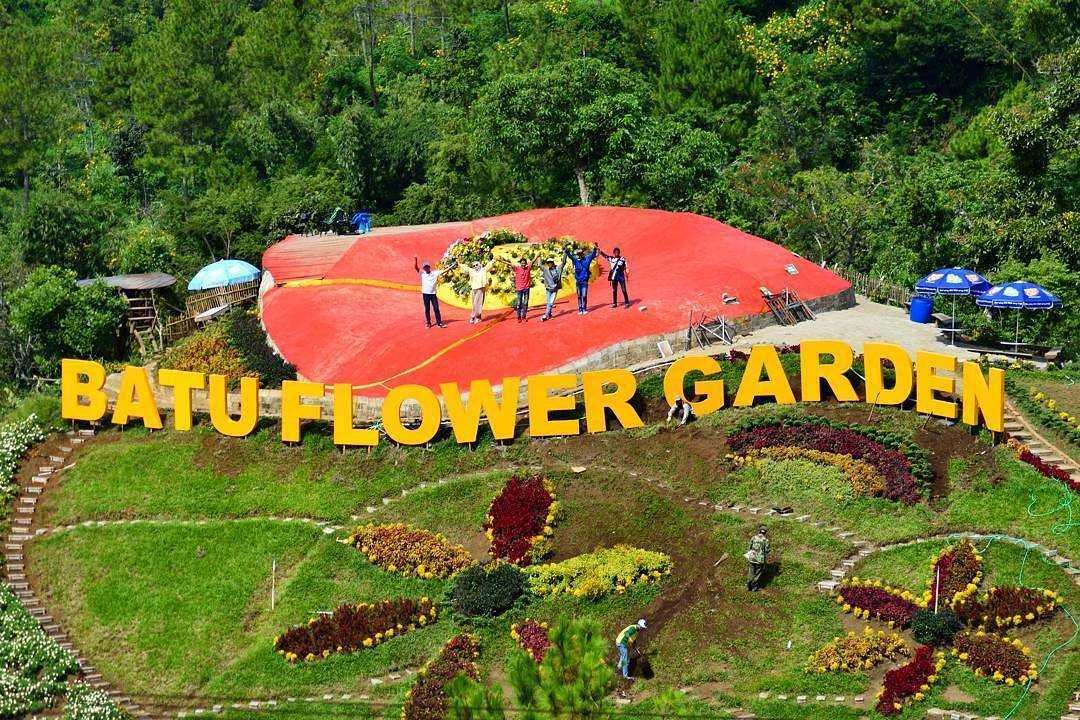 Batu Flower Garden Tiket Wahana September 2020 Travelspromo