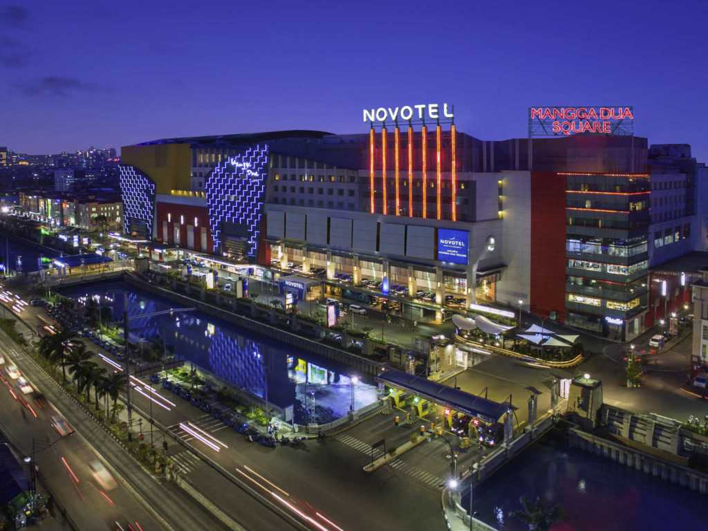 Promo Novotel Kartu BRI Novotel Jakarta Mangga Dua Square