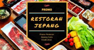 Promo Restoran Jepang