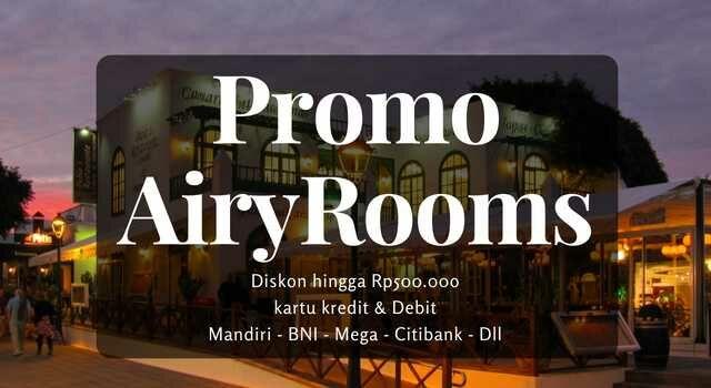 Promo Hotel Airy Kartu Kredit