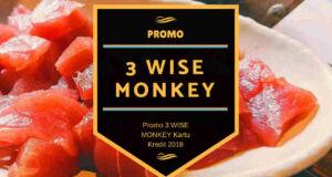 Promo Restoran 3 Wise Monkey
