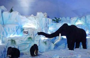 Jatim Park 3 Wahana Ice Age