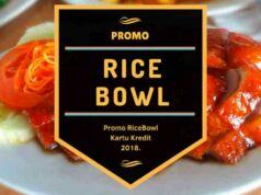 Promo RiceBowl